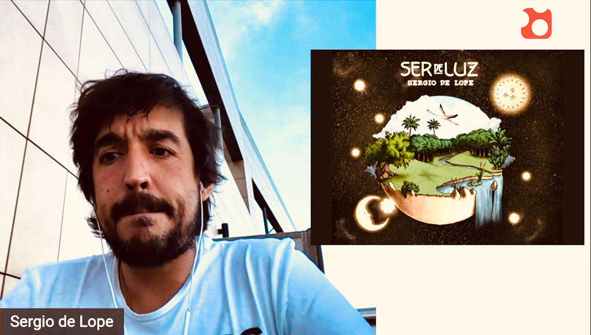 Entrevista a Sergio de Lope, nos presenta «Ser de Luz»