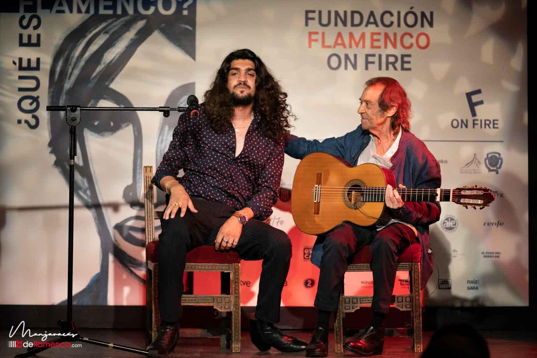 Pamplona on Fire 2021 pregunta ¿qué es flamenco?