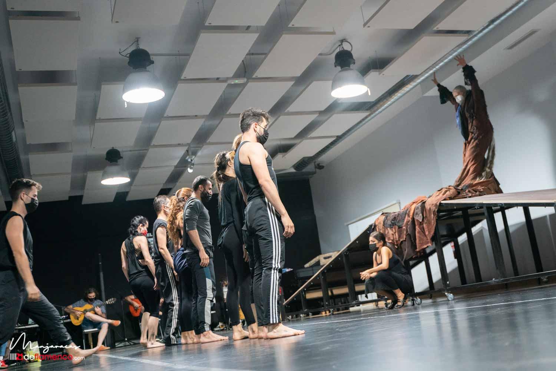 Estreno mundial de «Amores Flamencos» en Madrid