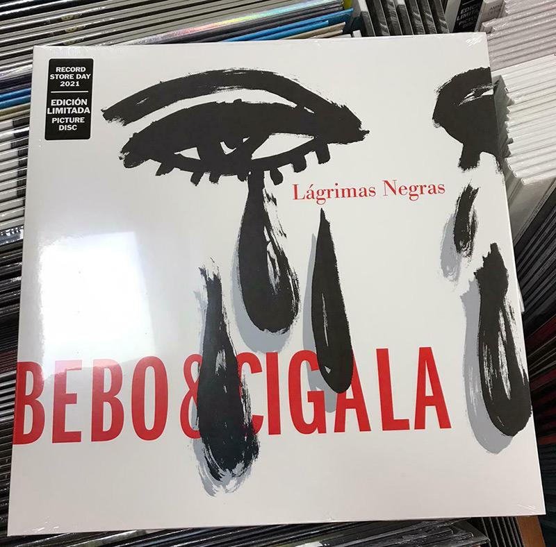 Diego El Cigala & Bebo Valdés – Lágrimas negras (Vinilo LP)