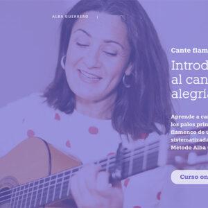 Método Alba Guerrero - Alegrias