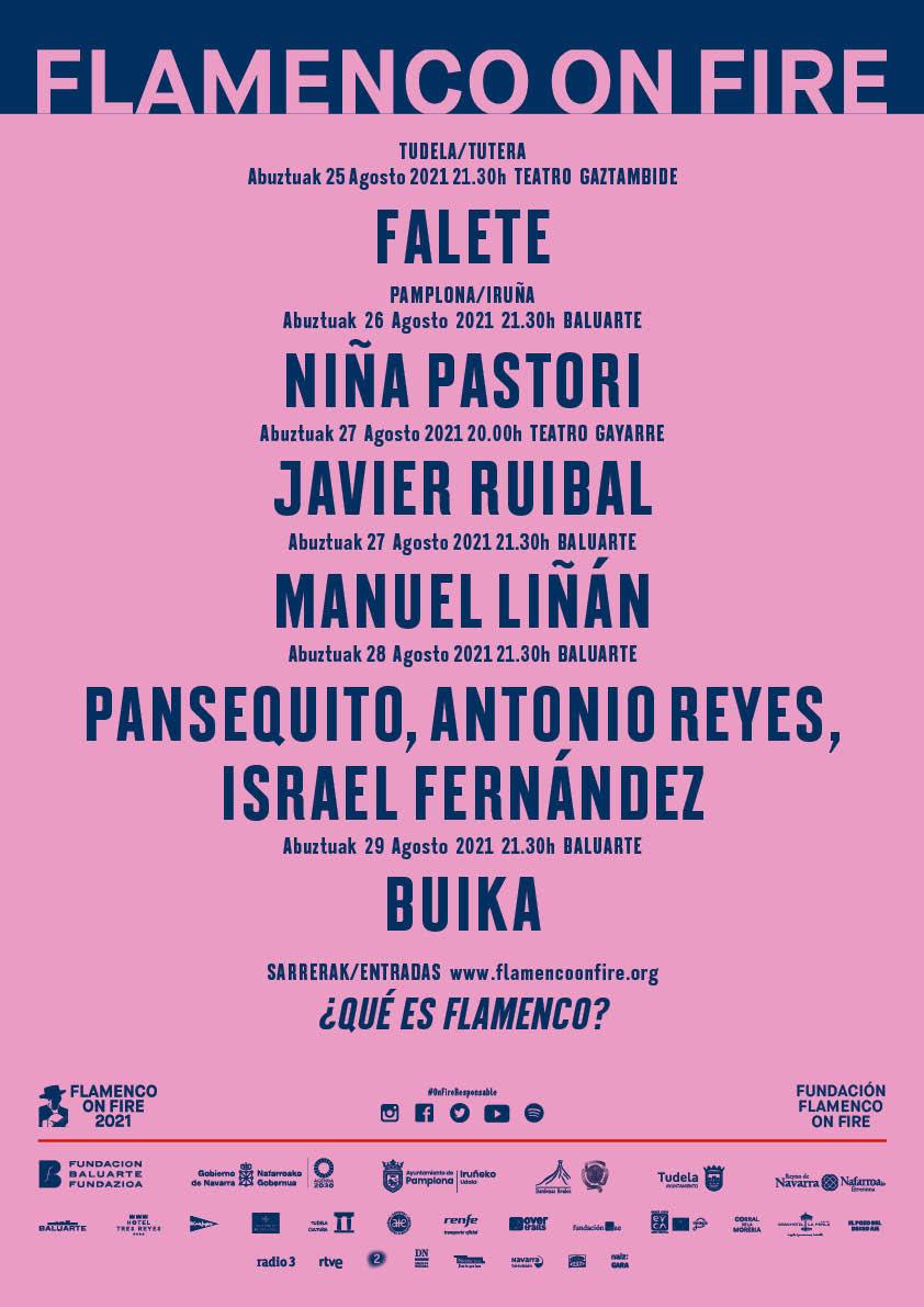 Flamenco on Fire - 2021