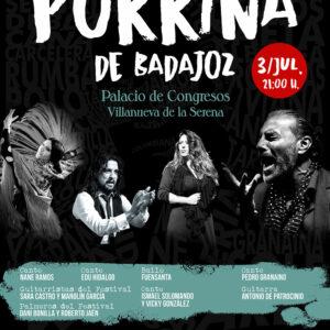 Festival Flamenco Porrina de Badajoz