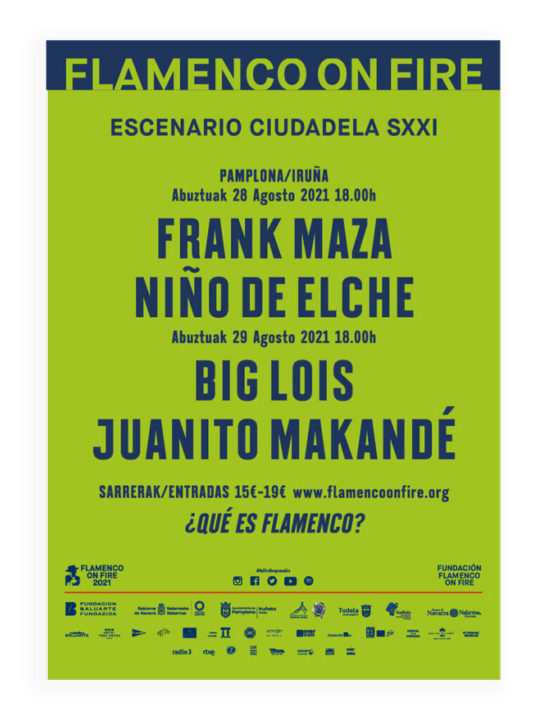 Escenario Ciudadela - Flamenco on Fire