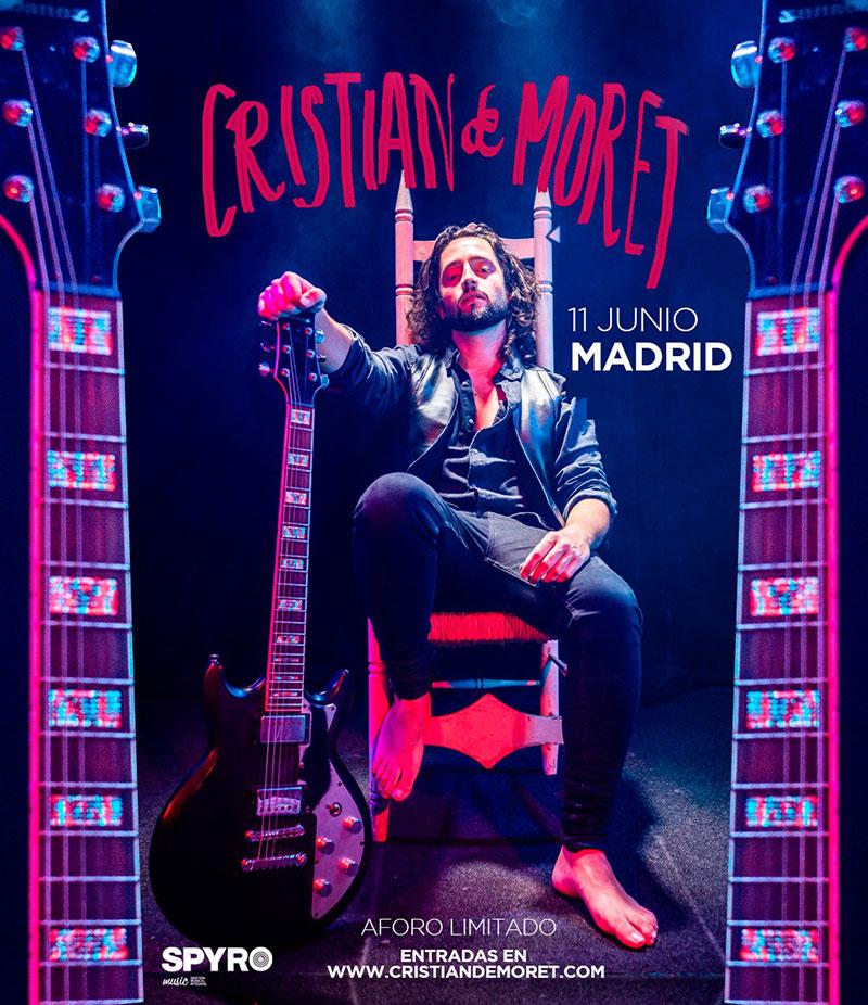 Cristian de Moret - Galileo