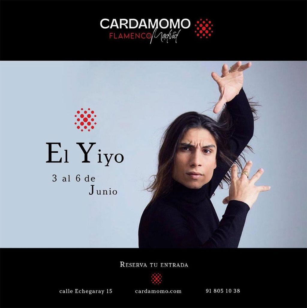El Yiyo en Cardamomo