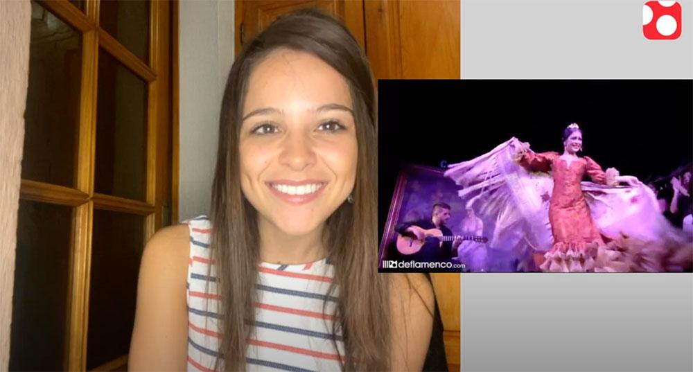Entrevista a Macarena Ramírez, ganadora 'The Dancer' de TVE