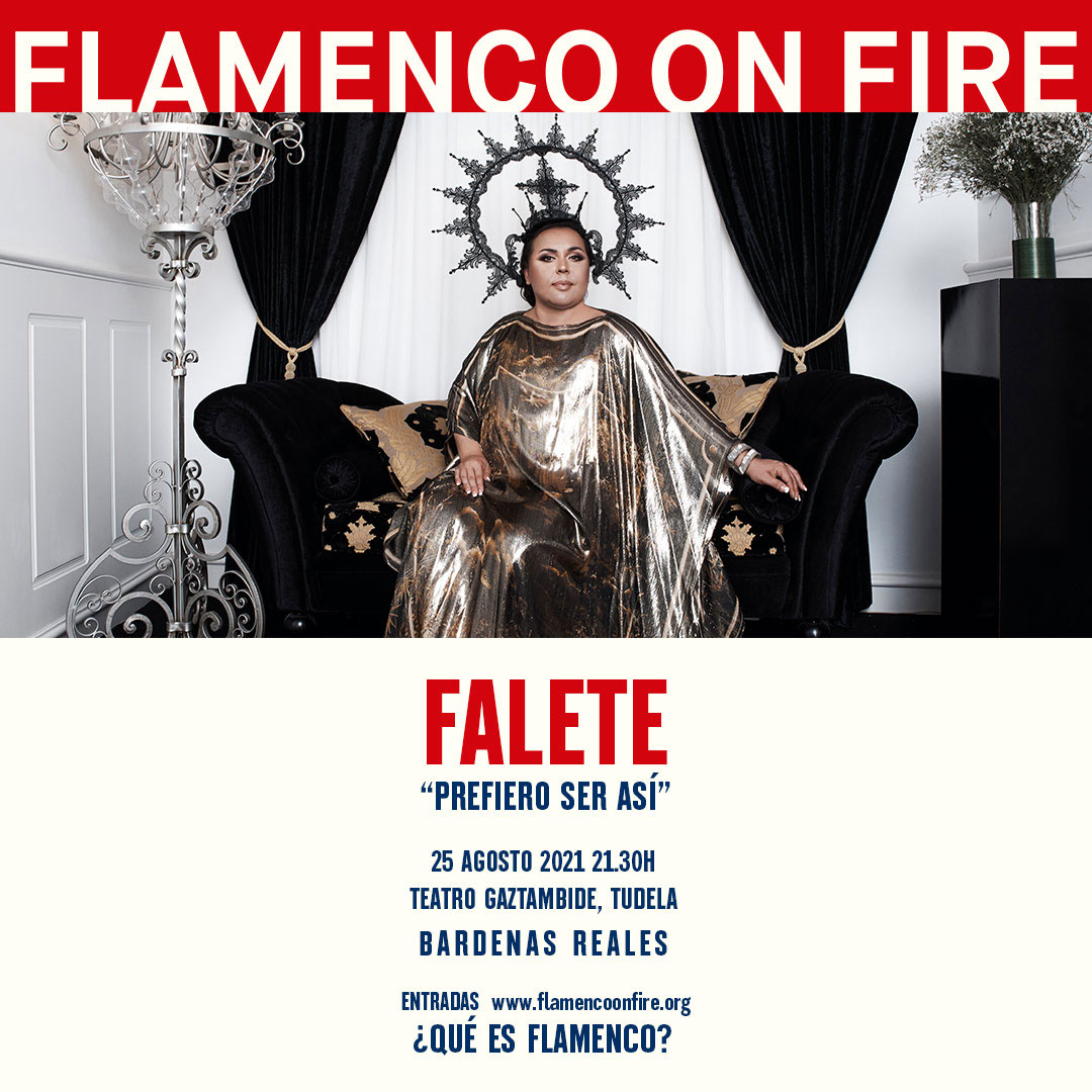 Falete - Flamenco on Fire
