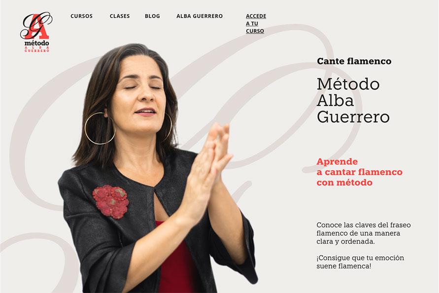 Método Alba Guerrero