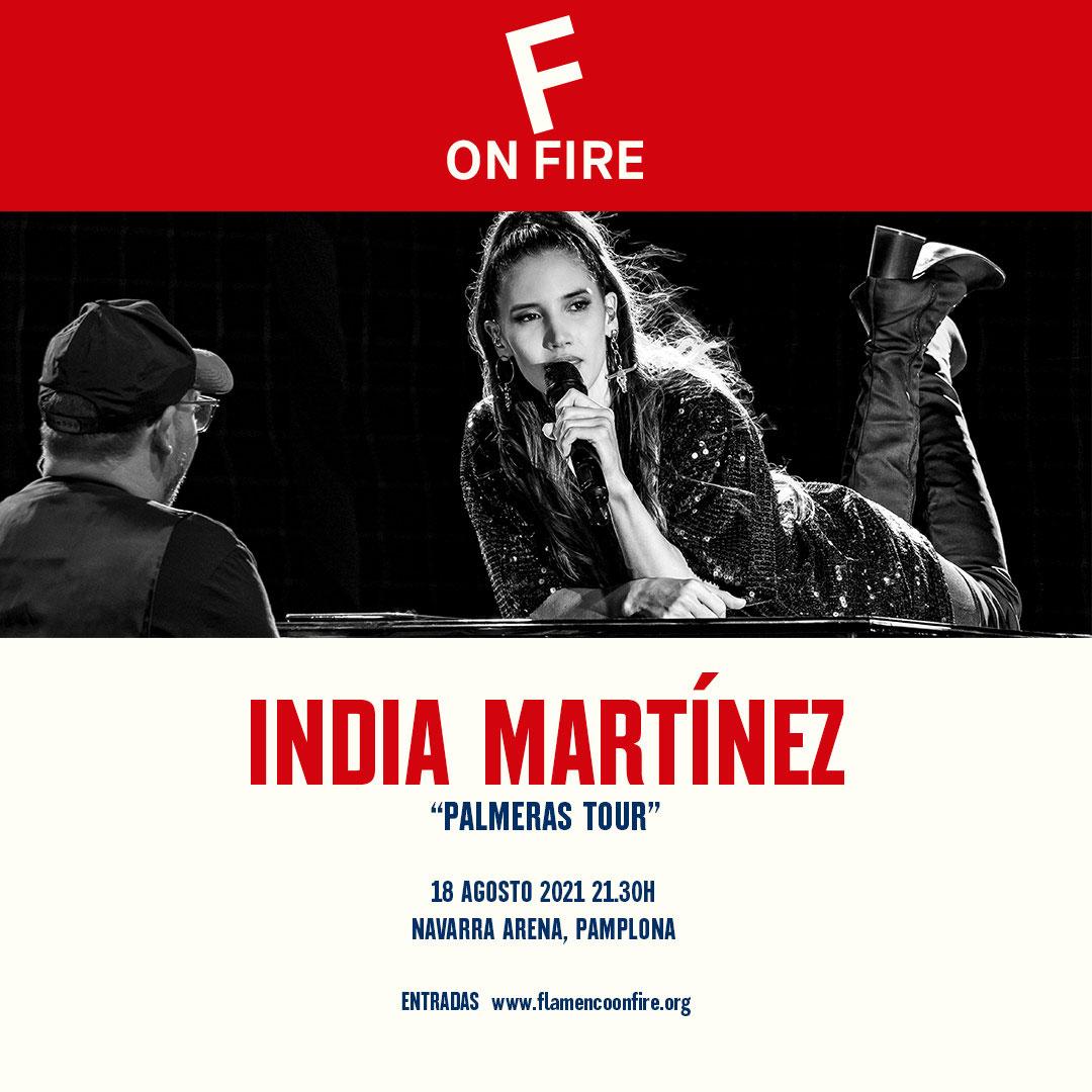 India Martínez - Flamenco on Fire