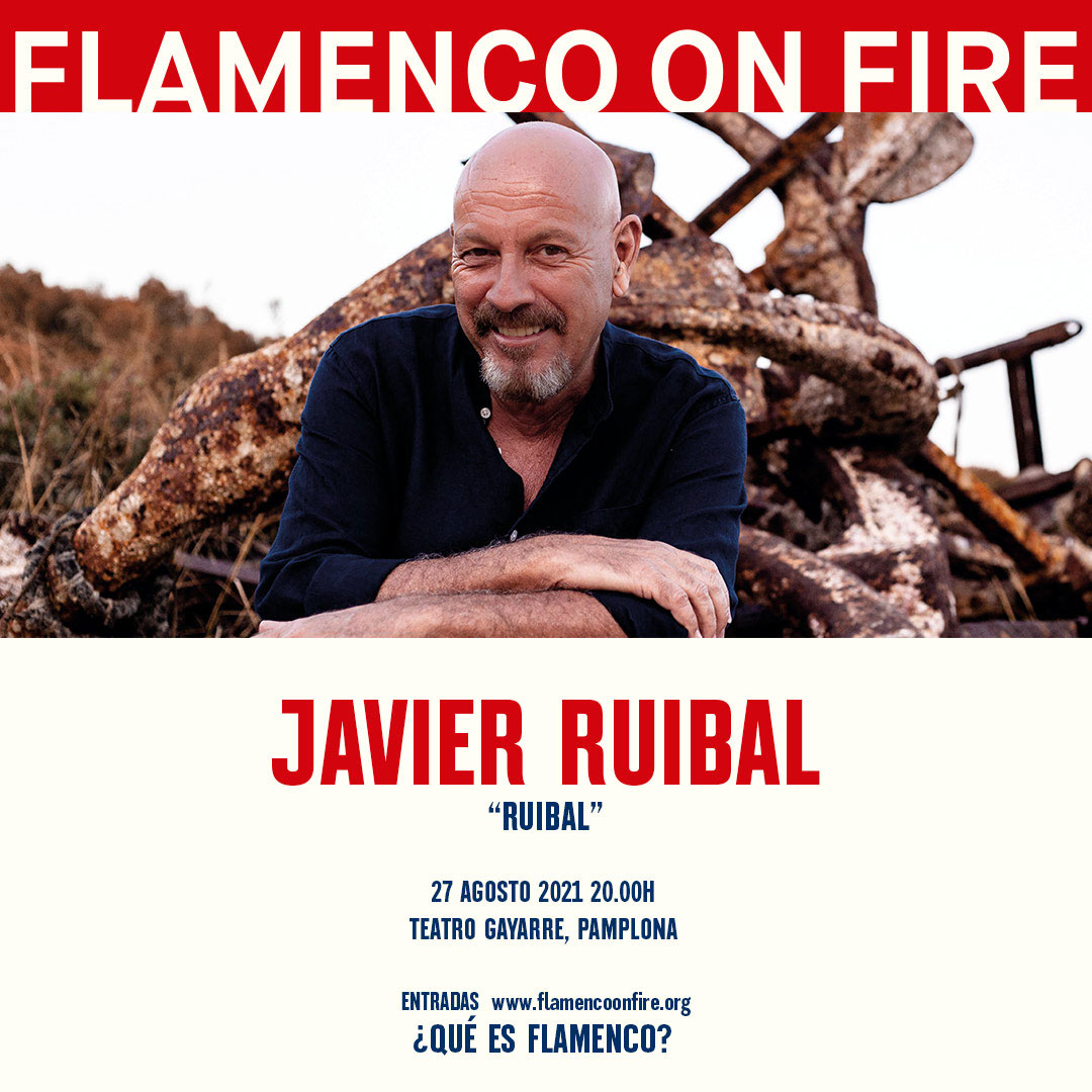 Javier Ruibal - Flamenco on Fire