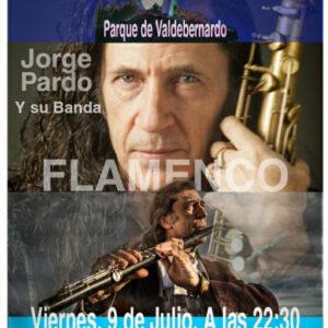 Jorge Pardo - Valderbernardo