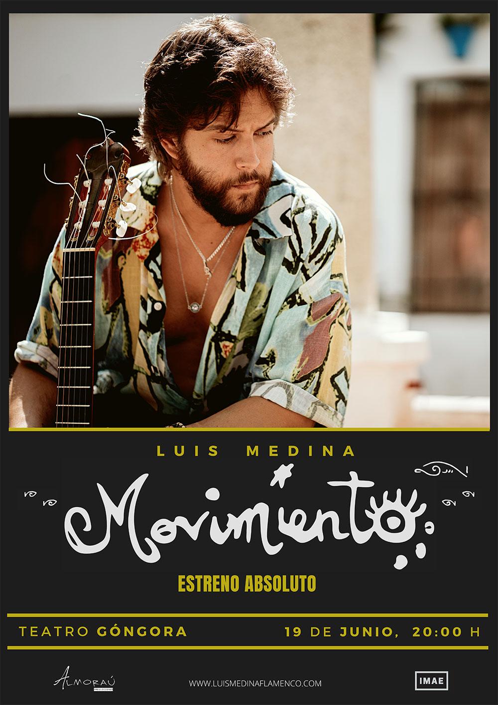 Luis Medina - Concierto MOVIMIENTO