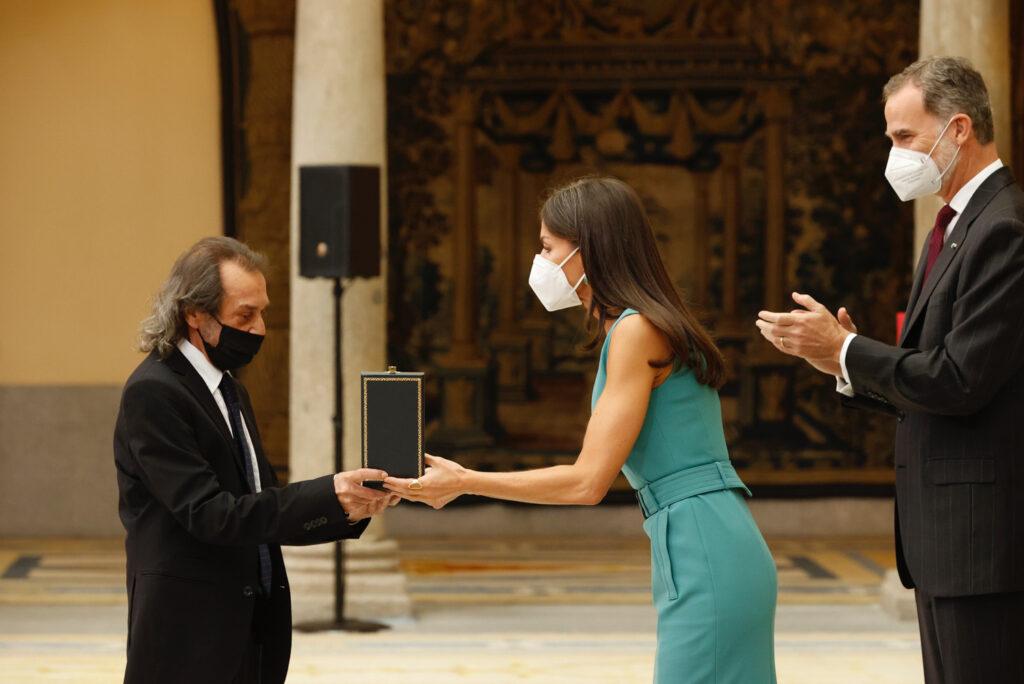 Pepe Habichuela - Medalla de Oro al Mérito en las Bellas Artes
