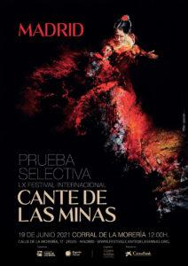 Pruebas selectivas Cante de las Minas