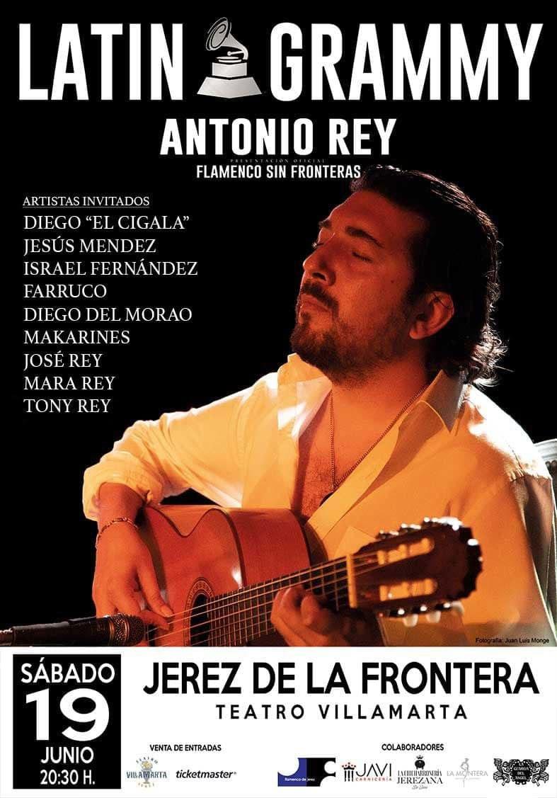 Antonio Rey - Teatro Villamarta