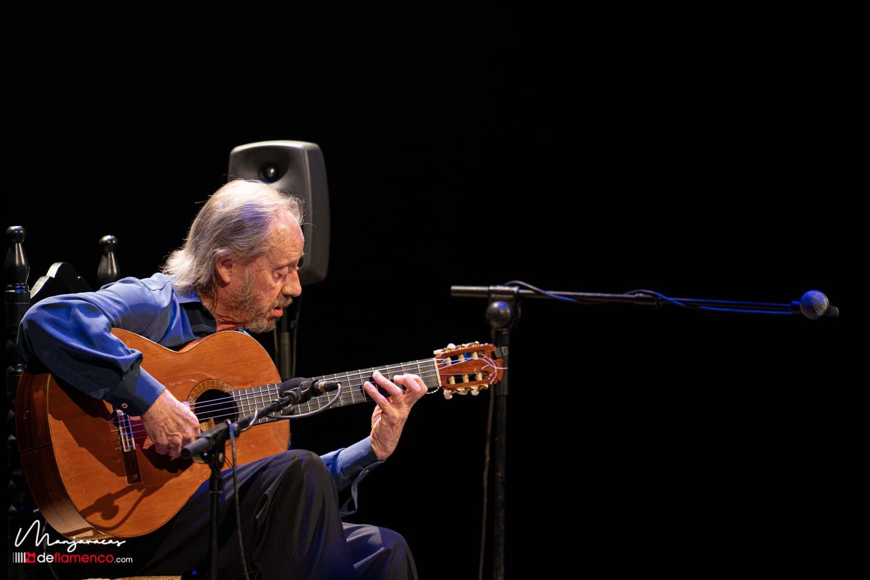 Victor Monge «Serranito» en el Festival de la Guitarra de Córdoba