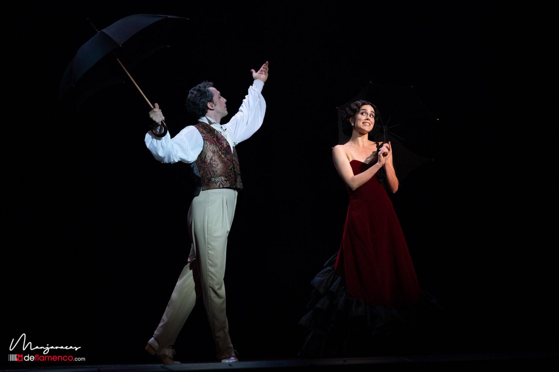 Fotografías 'La Bella Otero' – Ballet Nacional de España