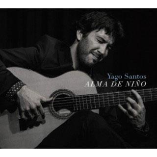 Yago Santos - Alma de niño (CD)