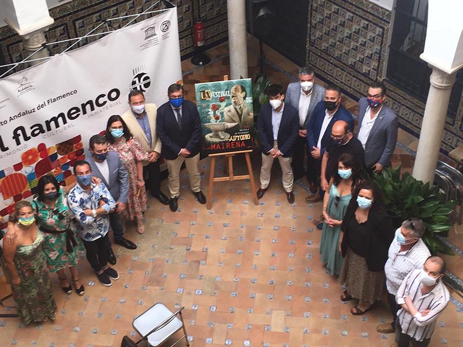LX FESTIVAL DE CANTE JONDO ANTONIO MAIRENA