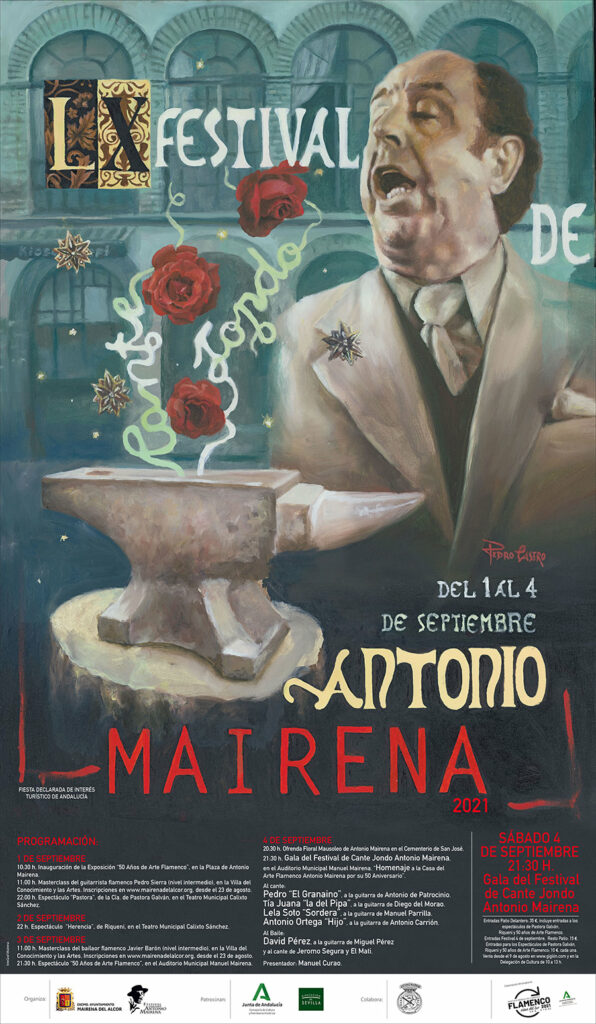 Festival de Arte Jondo Antonio Mairena