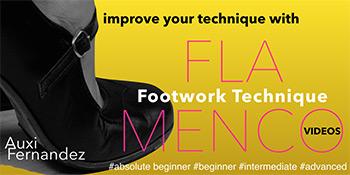 Flamenco Footwork Technique – Auxi Fernández