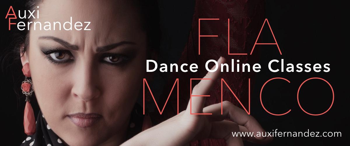 Auxi Fernández – Flamenco Dance Online Classes