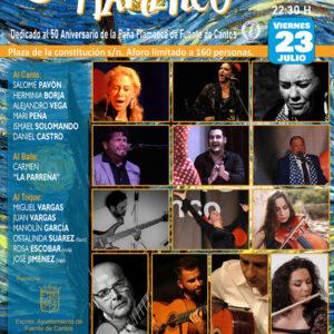 Noche de Arte Flamenco - Fuente de Cantos