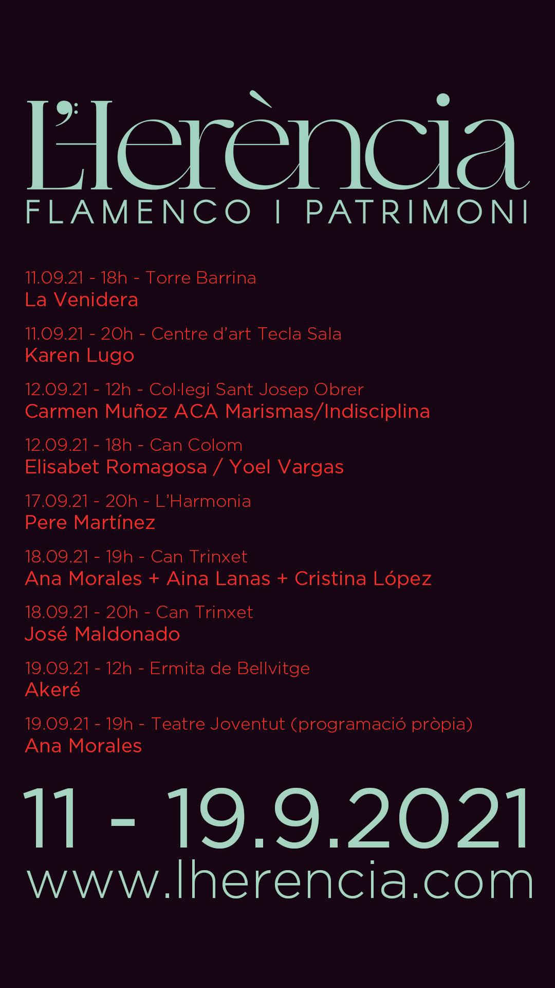 L'Herencia Flamenca