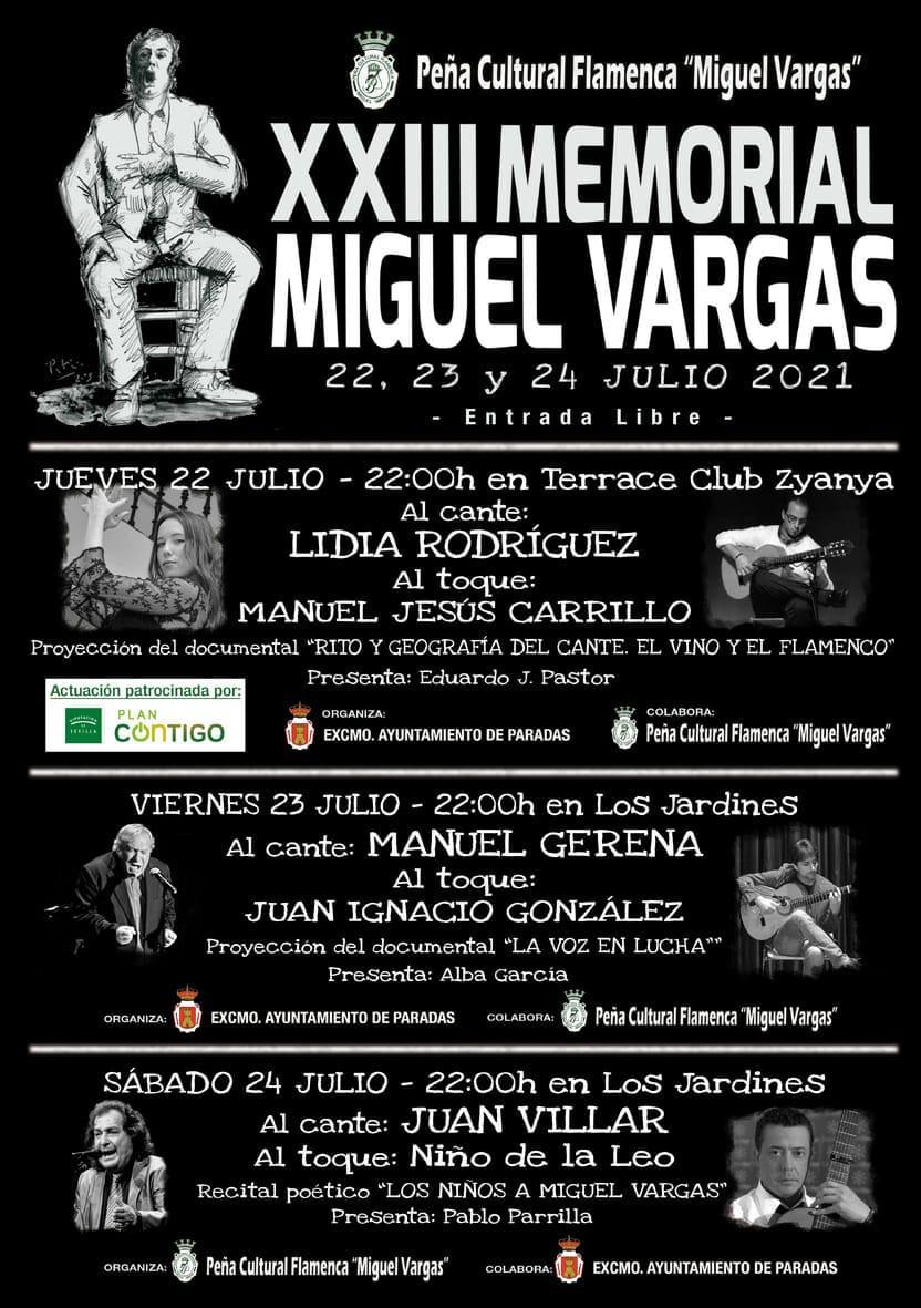 Memorial Miguel Vargas
