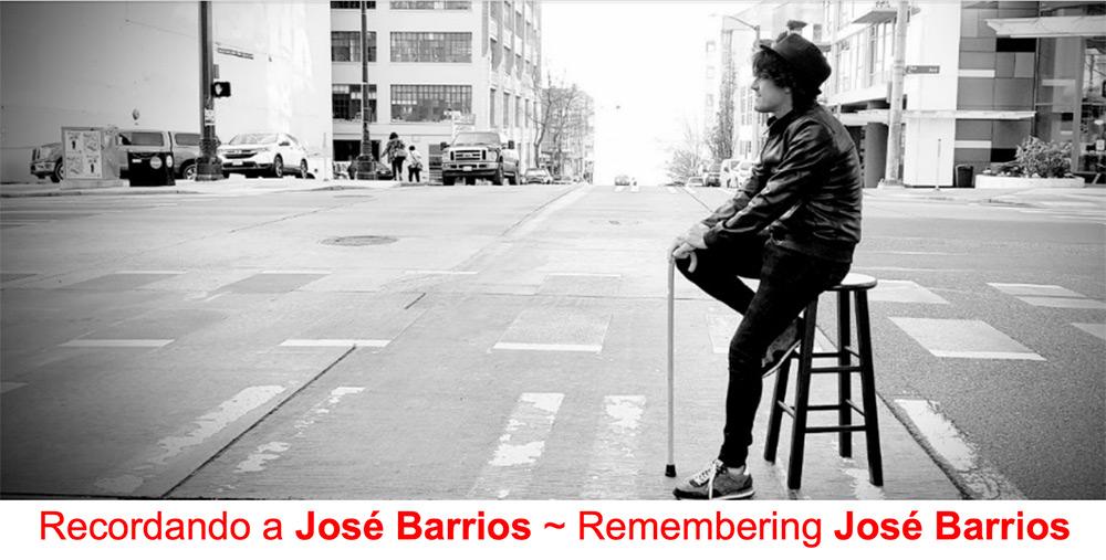 """Estreno de los vídeos """"A solas con José Barrios"""" y """"José Barrios, in memoriam"""" en homenaje al coreógrafo y bailaor cordobés"""