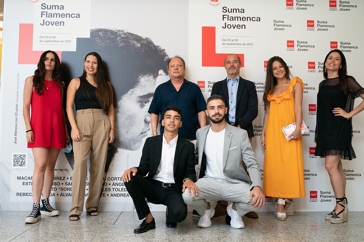 SUMA FLAMENCA JOVEN, nuevos valores del Cante, el Baile y la Guitarra Flamenca de concierto