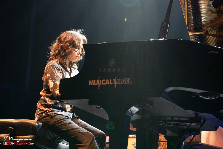 Antón Cortés, piano