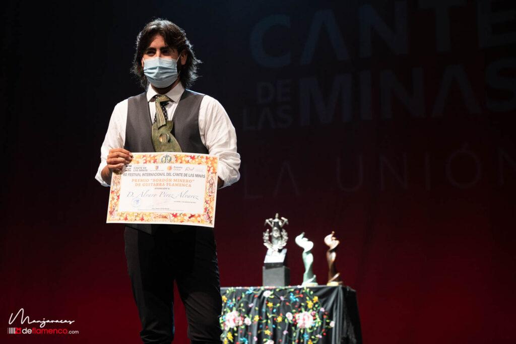 Álvaro Martinete - Bordón minero 2021