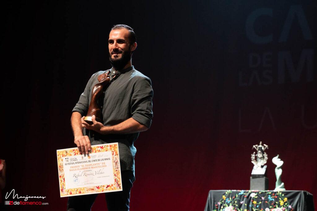 Rafael Ramírez - Desplante masculino 2021