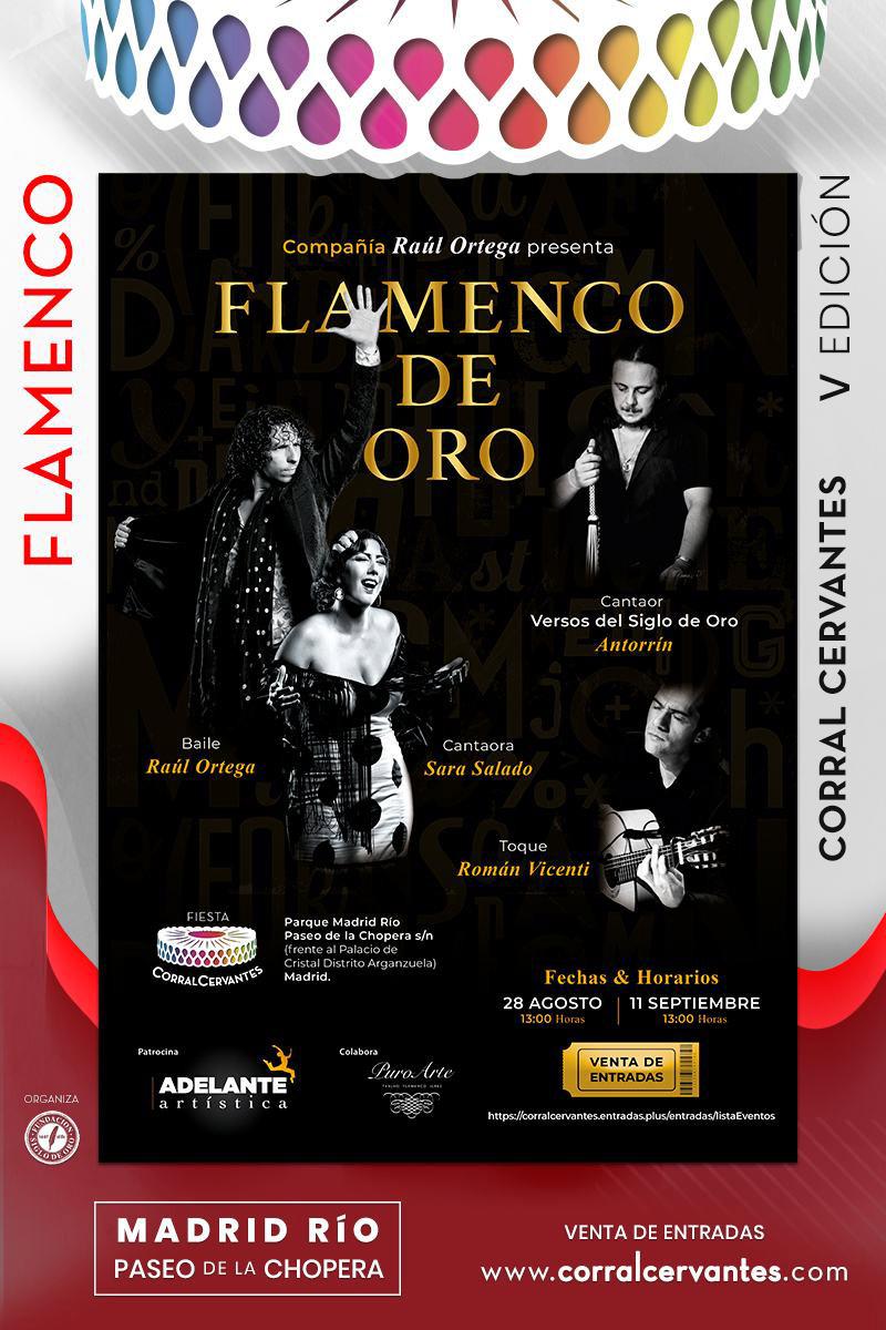 Fiesta en el Cervantes - Flamenco de Oro
