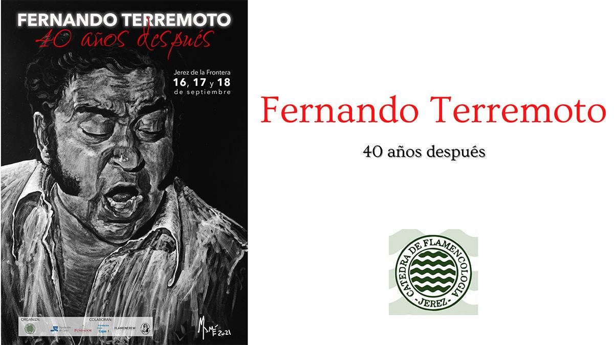 La Cátedra de Flamencología de Jerez a Fernando Terremoto