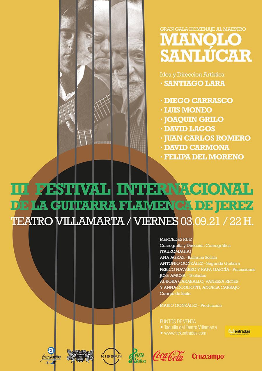 III Festival Internacional de la Guitarra Flamenca de Jerez