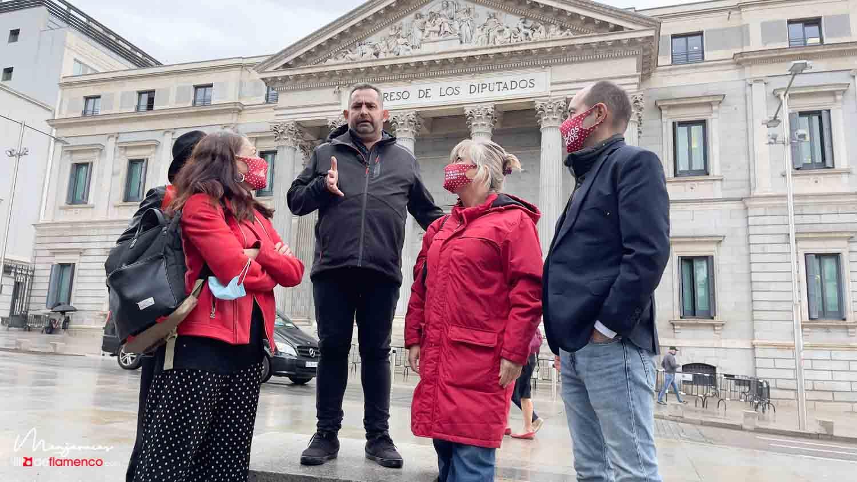 El Congreso vota para salvar los tablaos flamencos