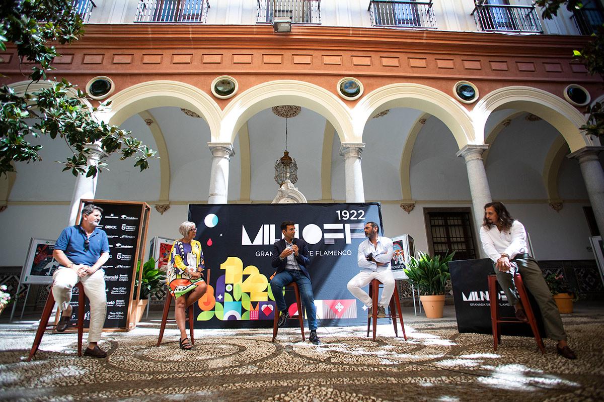 El Festival Flamenco Milnoff, del 7 al 12 de septiembre en Granada