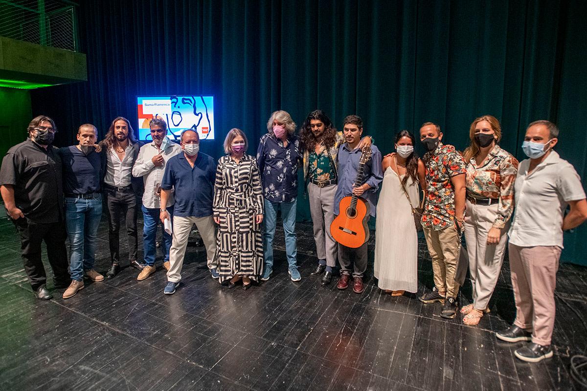 Presentación de la 16 Suma Flamenca de Madrid
