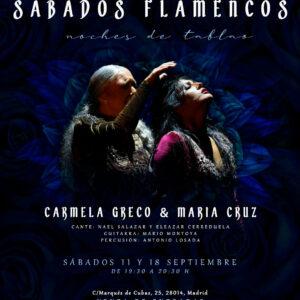 Sábados flamencos EL LUCERO