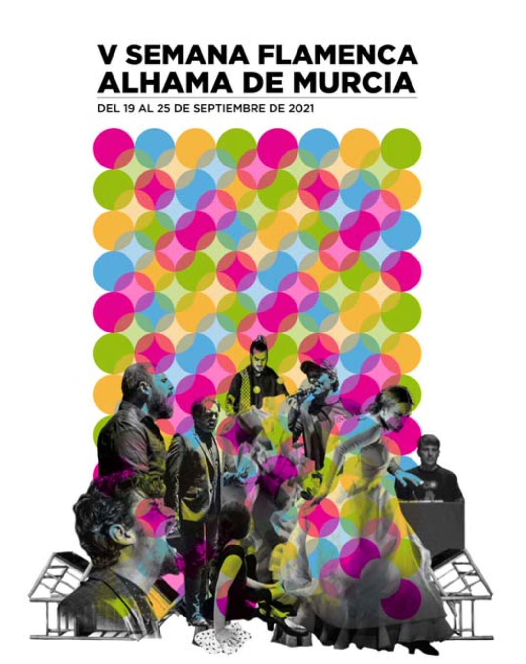 V SEMANA FLAMENCA DE ALHAMA DE MURCIA