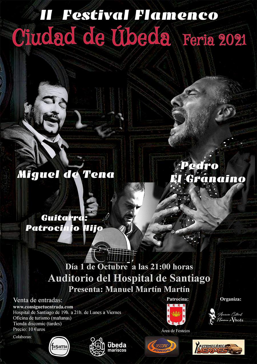 Festival Flamenco Ciudad de Úbeda