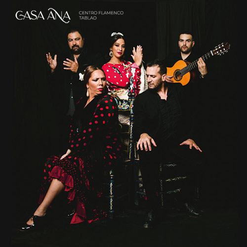 Casa Ana – Centro Flamenco – Tablao