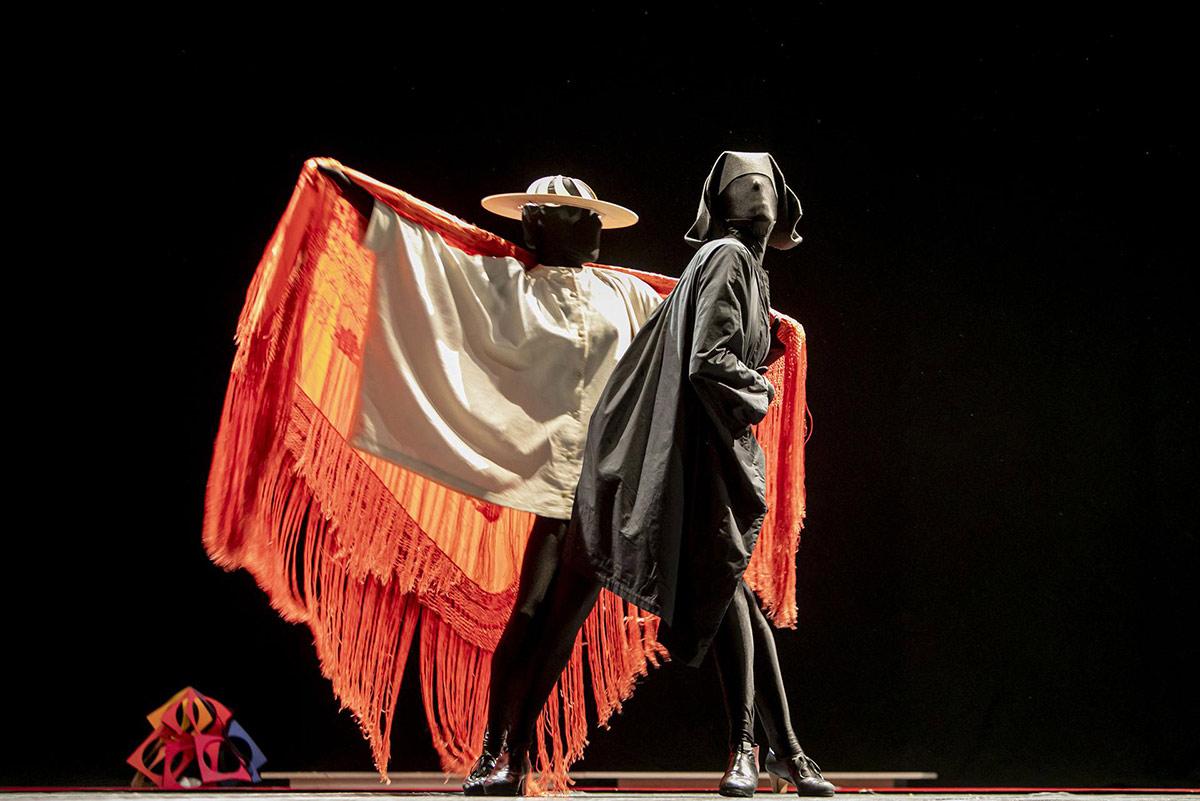 Andrés Marín lleva su baile flamenco contemporáneo a Teatros del Canal con Éxtasis / Ravel (Show andaluz)