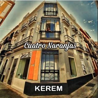 Kerem – Cuatro naranjas (CD)