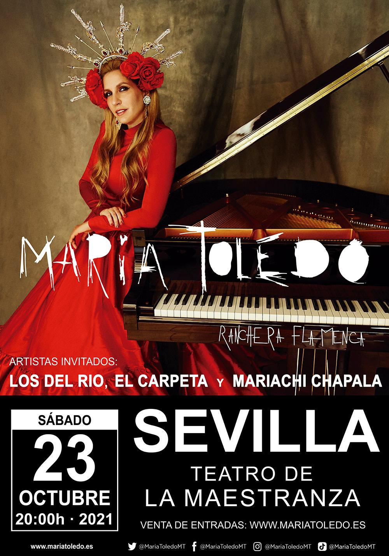 María Toledo - Ranchera