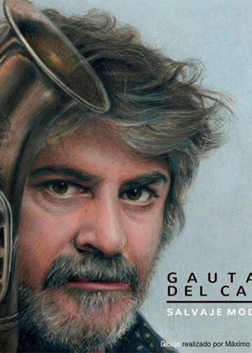 """GAUTAMA DEL CAMPO """"SALVAJE MODERADO"""" CD"""